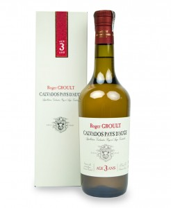 "Calvados Roger Groult ""3 Ans D'Age"""