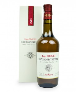"Calvados Roger Groult ""8 Ans D'Age"""