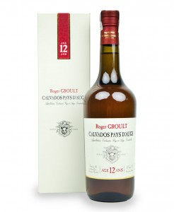 "Calvados Roger Groult ""12 Ans D'Age"""